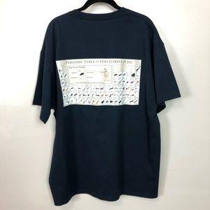 Columbia Fly Fishing T-Shirt Sz XL